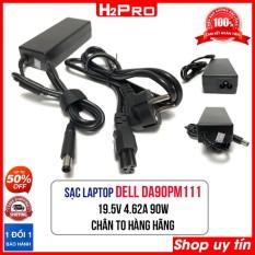 Cục sạc laptop DELL 19.5V 4.62A DA90PM111 H2Pro, Dây nguồn máy tính hàng chính hãng