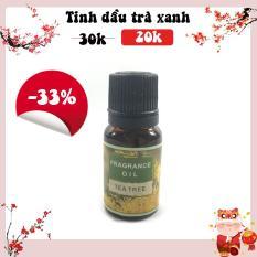 Tinh dầu cây trà xanh – tea tree 10ml