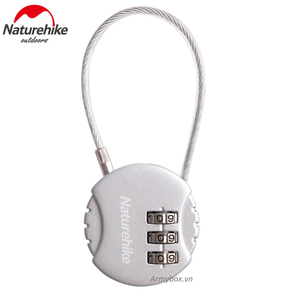 Khóa số vali NatureHike NH20SJ003