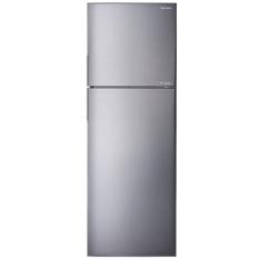 Tủ lạnh Sharp Inverter 253 lít SJ-X281E-DS – Inverter tiết kiệm điện, Ngăn kệ có thể thay đổi linh hoạt. Công nghệ kháng khuẩn khử mùi:Bộ lọc với các phân tử Ag+Cu. Kim loại phủ sơn tĩnh điện