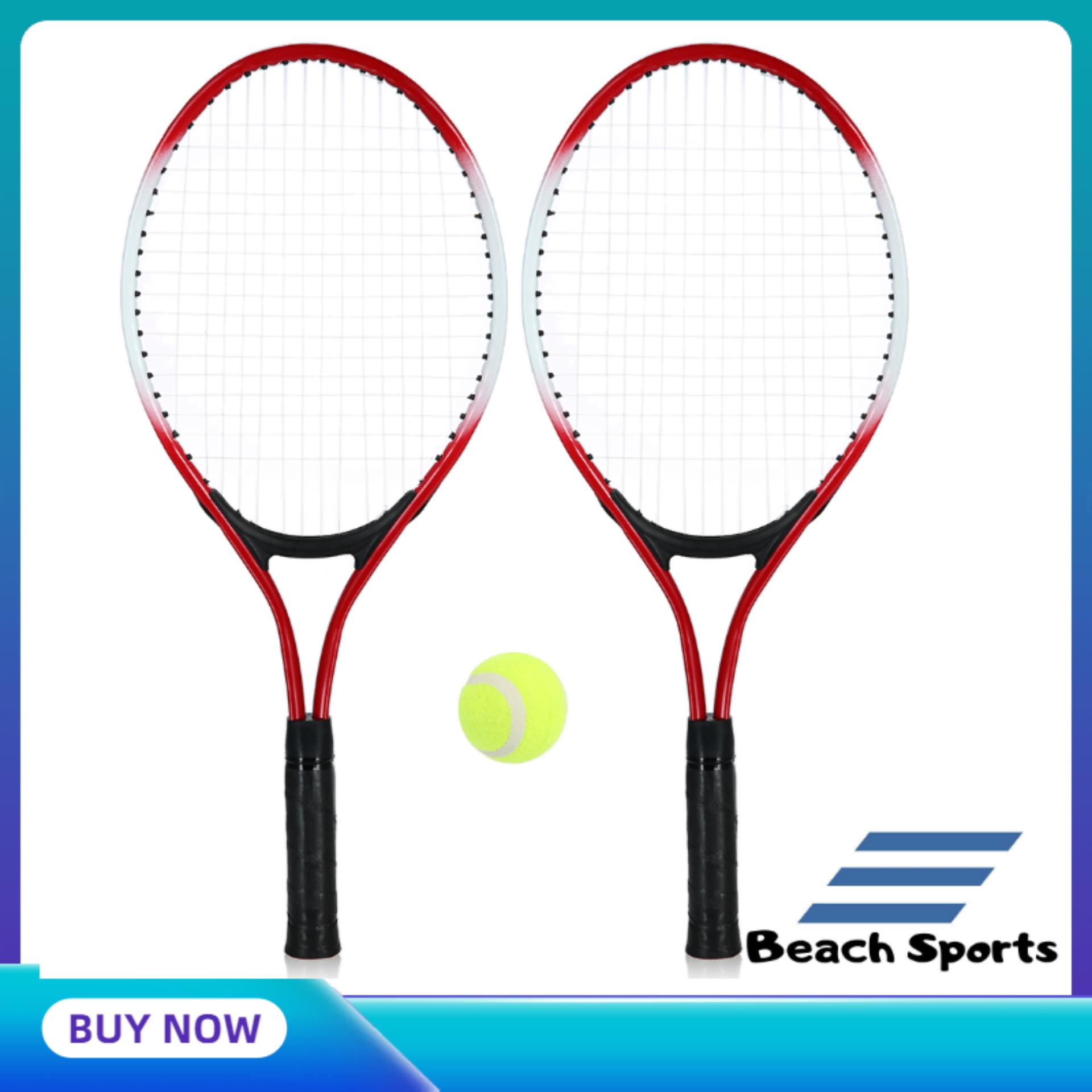 2 Chiếc Vợt Tennis Cho Trẻ Em Vợt Tennis Với 1 Quả Bóng Tennis Và Túi Bọc