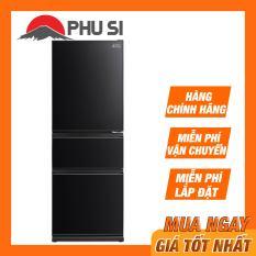 Tủ Lạnh Mitsubishi inverter 330 Lít MR-CGX41EN-GBK-V – Hàng Chính Hãng