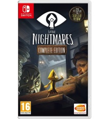 Thẻ Game Little Nightmares Complete Edition Nintendo Switch