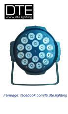 Đèn Par LED 18x10W 4in1