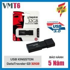 USB 3.0 Kingston DT100G3 32GB – bảo hành 5 năm!