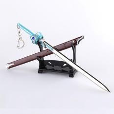 Mô hình móc khóa Kiếm Asuna Lambent Light Sword Art Online (tặng kèm bộ giá đỡ)