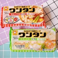 [Lấy mã giảm thêm 30%]Hoành Thánh Ăn Liền Nhật Bản Cho Bé Từ 1 Tuổi – Xanh vị tôm