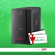 [Khuyến Mãi] – Bộ lưu điện: Back-UPS 1400VA, 230V, AVR, Universal and IEC Sockets – BX1400U-MS – Tặng kèm voucher giá trị