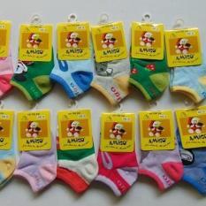 Tất, vớ trẻ em cao cấp Amigo, chất vải cotton 100% cao cấp, mềm, mịn, thoáng khí, thấm hút mồ hôi, size cho bé từ 3 tháng đến 8 tuổi, hàng Việt Nam chất lượng