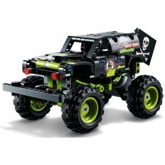 Đồ Chơi Lắp Ráp LEGO 42118 – Monster Jam Grave Digger