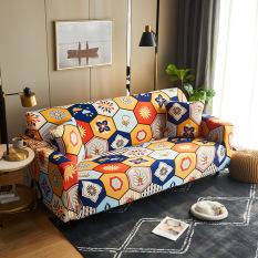 Áo Bọc Ghế Sofa Dệt Kim Họa Tiết Thổ Cẩm Nhiều Size