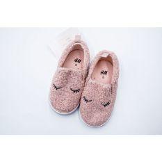 Gm store- Giày Slip-on H&M đôi mắt cho bé