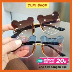 Kính Mát Hình Gấu Dễ Thương Cho Bé – Dumi Shop