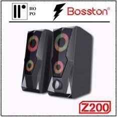 Loa Vi Tính Bosston Z200 – BH 1 Đổi 1 – 10 tháng + 2