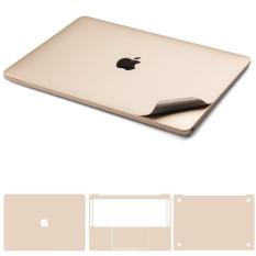 Dán Macbook Hiệu Jrc 5 in 1 Màu Gold – (Đủ Dòng)