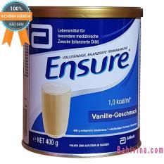 [LẺ GIÁ SỈ] Sữa Ensure 400g Đức Cho Người Ốm Yếu Cần Phục Hồi Sức Khỏe