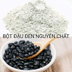 BỘT ĐẬU ĐEN XANH LÒNG HANDMADE 1kg (Lựa đậu-Rửa-Rang-Xay)