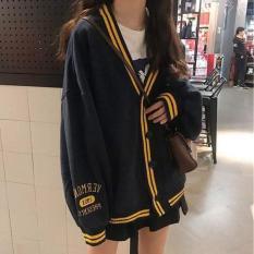 Áo Khoác nỉ Nam Nữ kiểu hàn quốc teen TOMB