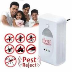 Máy đuổi muỗi bằng sóng âm – Den Chong Muoi, Thiết Bị Đuổi Muỗi, Chuột, Gián Mối Mọt Pest Reject
