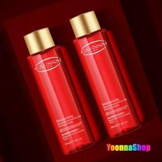 Nước hoa hồng Toner dưỡng ẩm, se khít lỗ chân lông và trắng mịn da CAHNSAI 200ml