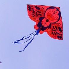 Diều thả hình Doremon lớn, tặng kèm dây 60m