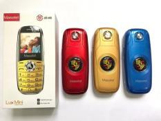Điện thoại siêu xe Masstel Lux Mini siêu độc lạ 2 sim siêu đẹp Bảo hành 12 tháng