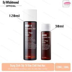 Dung dịch tẩy tế bào chết hoá học By Wishtrend Mandelic Acid 5% Skin Prep Water