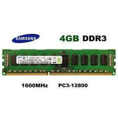 RAM Máy Tính Để Bàn DDR3 4G bus 1600 SamSung bảo hành 12 tháng