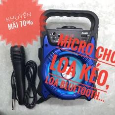 [khuyến mãi khủng] Micro cho Loa Kéo Bluetooth P88 P89 – micro Loa Xách Tay- Micro Hát Karaoke Cực Hay