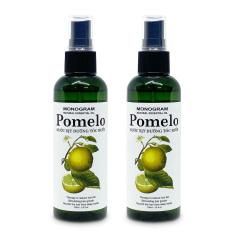 Bộ 2 chai xịt Pomelo Tinh Dầu Bưởi giúp giảm rụng tóc, kích thích mọc tóc 100mk x2