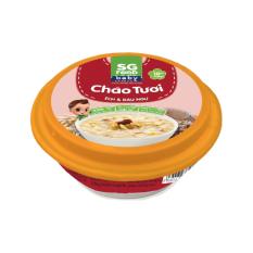 Cháo tươi Baby Sài Gòn Food Ếch & Đậu ngự 240g