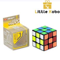 Rubik 3×3 YJ GuanLong V3 YongJun Viền Đen Rubic 3 Tầng Đồ Chơi Trí Tuệ