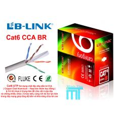 [HCM]Cuộn dây mạng cat6 Lblink cuộn 8 lõi 305 Mét