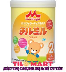 Sữa Morinaga số 2 Chimil 320g/850g nhập khẩu từ Nhật (tách quai không quà)