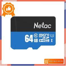 Thẻ Nhớ Netec 64GB Class 10 bảo hành 5 năm