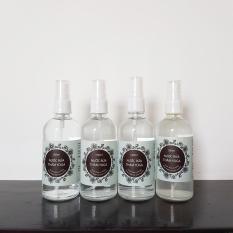 Nước rửa thảm tập yoga tinh dầu – Bộ 4 chai