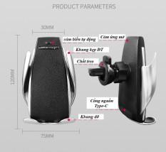 Đế sạc nhanh không dây hãng Baseus P21 công xuất 10W có màn hình Led hiển thị dòng sạc thông minh chuẩn Qi cho iphone X , iphone 8,Samsung S9, Note8 – Phân phối bởi Baseus Vietnam