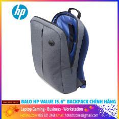 Balo Laptop HP 15.6 inch Value Backpack Thời Trang