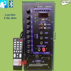 Mạch loa kéo 4 tấc đơn chạy IC TPA3116D2 class – âm thanh hay, sáng tiếng – phiên bản cao cấp