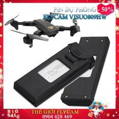 Pin thay thế FLYCAM Visuo XS809 / XS809HW 3.7v 900mAh THẾ GIỚI FLYCAM