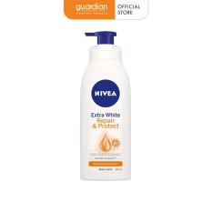 Sữa dưỡng thể dưỡng trắng Nivea giúp phục hồi & chống nắng (350ml)
