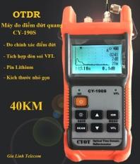 Máy đo điểm đứt cáp quang OTDR Mini CY-190S