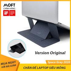   New 2020   Đế Nâng Tản Nhiệt Laptop, Di Động Chân Đế MOFT Stand Original Cho Macbook