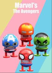 Tượng Emoji mini Avengers