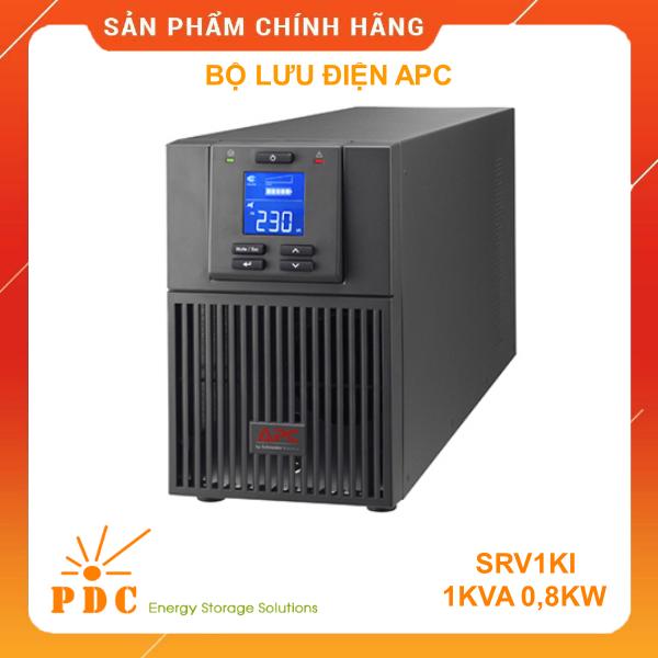 Bộ lưu điện UPS ONLINE APC SRV1KI 1000VA 800W 230V Chính Hãng – BH 24 tháng