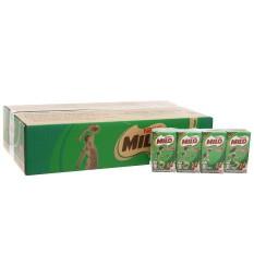 Thùng 48 hộp thức uống lúa mạch uống liền Milo 115ml
