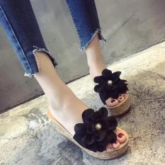 Giày Xuồng Hoa Hạt Ngọc Siêu Xinh – Ngọc10