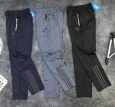 Quần dài thể thao nam thời trang xanh đen QD1