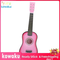 Kowaku Đàn guitar Acoustic 6 dây mini 23 inch – INTL