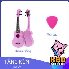 Đàn ukulele màu trơn 21 nhiều màu kèm nhiều quà tặng được phân phối chính hãng bởi Kênh Bán ĐÀn